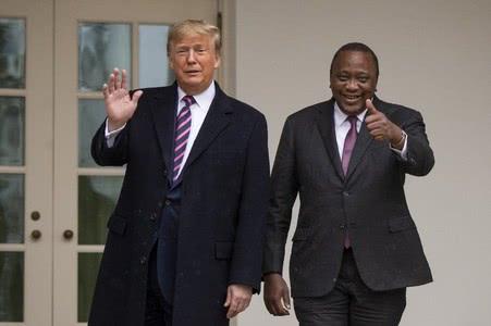 Перспектива сотрудничества США и Кении