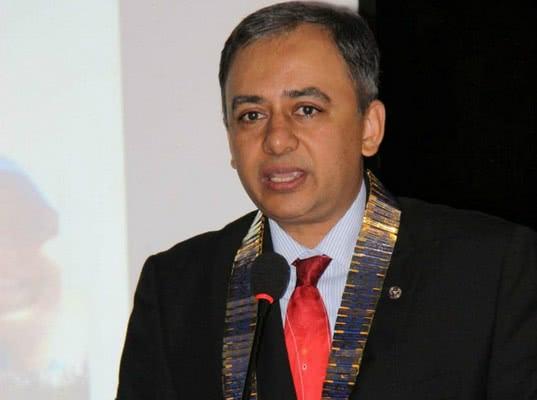 Доктор Бималь Кантария (Dr. Bimal Kantaria) сопредседатель Национального Частного Сектора