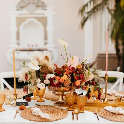 США: свадьбы страдают от массового дефицита цветов