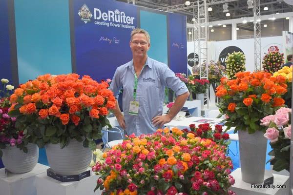 Промышленное выращивание роз в Восточной Европе