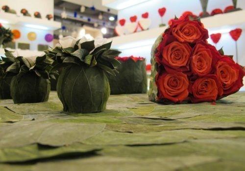 Стабилизированные букеты из Кенийских роз