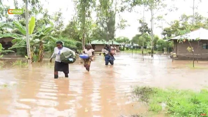 Погода в Кении оказывает влияние на производство
